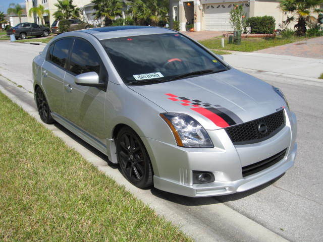 Another Slient_Sleeper 2008 Nissan Sentra post... - 11250209
