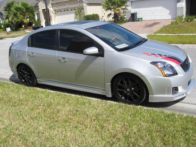 Another Slient_Sleeper 2008 Nissan Sentra post... - 11250210