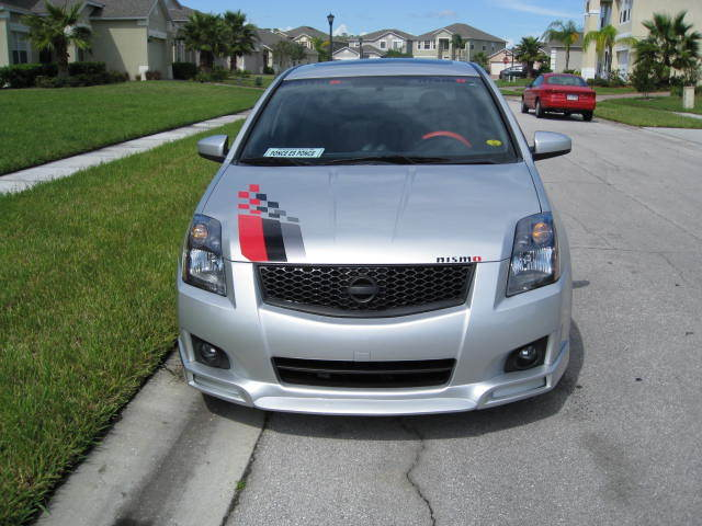 Another Slient_Sleeper 2008 Nissan Sentra post... - 11250216