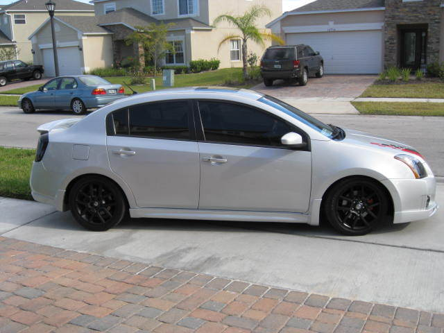 Another Slient_Sleeper 2008 Nissan Sentra post... - 11250217