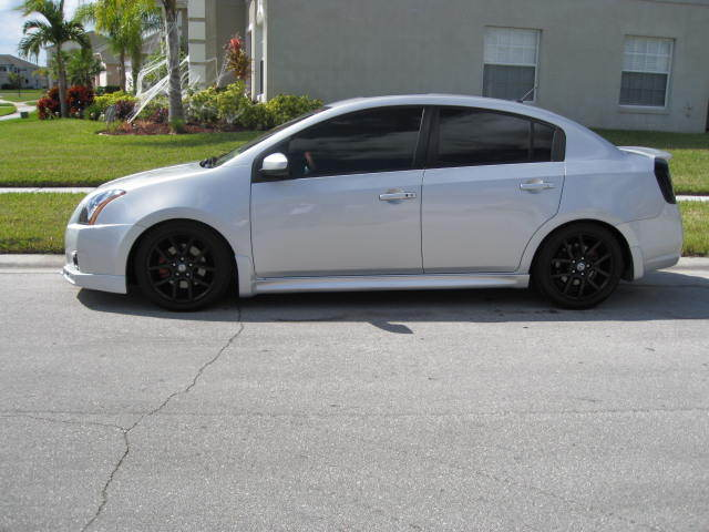 Another Slient_Sleeper 2008 Nissan Sentra post... - 11250219