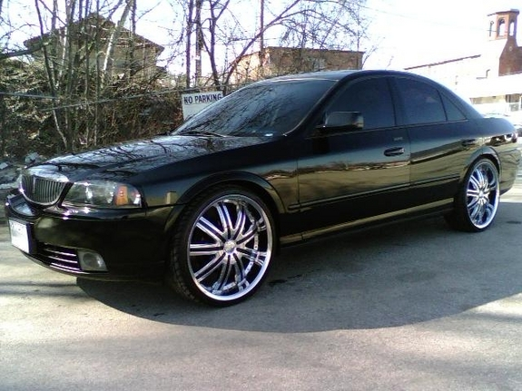 djfreezy1 2004 lincoln ls specs photos modification info. Black Bedroom Furniture Sets. Home Design Ideas