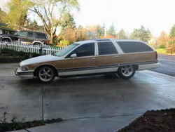 77caddydaves 1991 Buick Roadmaster