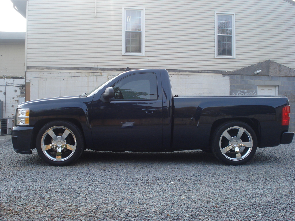 All Types single cab silverado ss : jhanley 2008 Chevrolet Silverado 1500 Regular Cab Specs, Photos ...