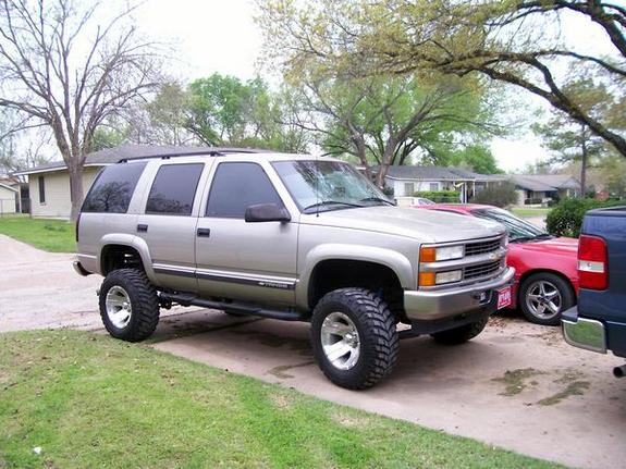 mattkelley 2000 Chevrolet Tahoe