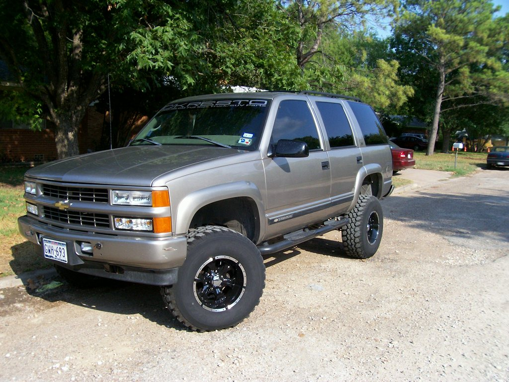 mattkelley 2000 Chevrolet Tahoe 11256606