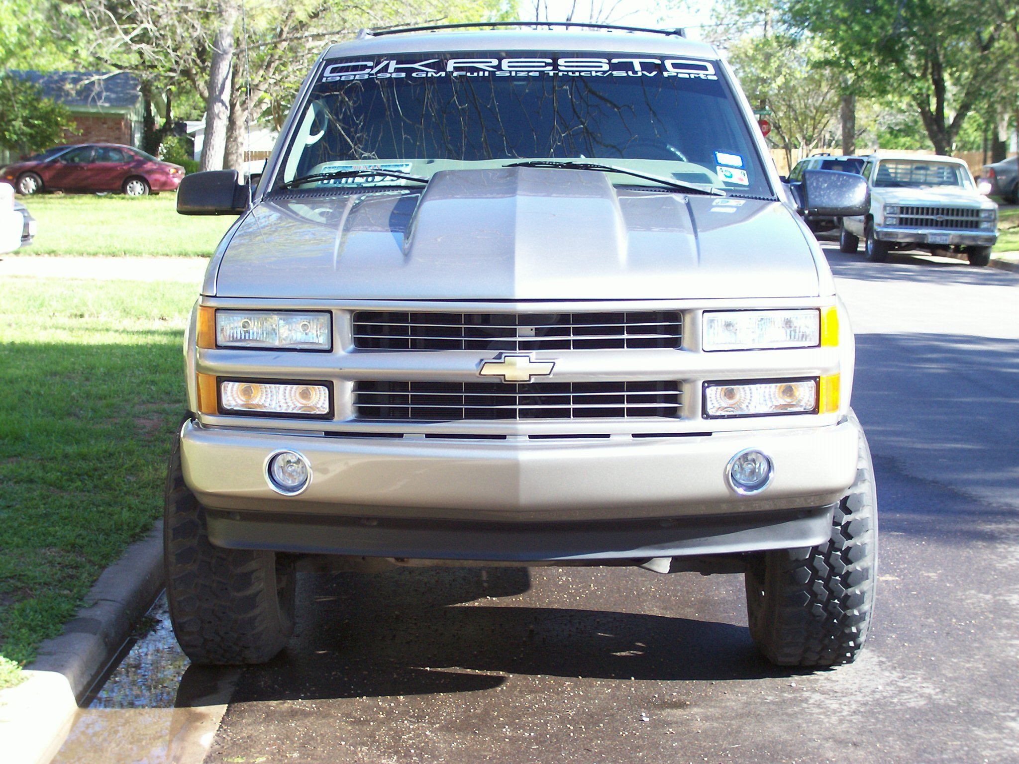 mattkelley 2000 Chevrolet Tahoe 11256614