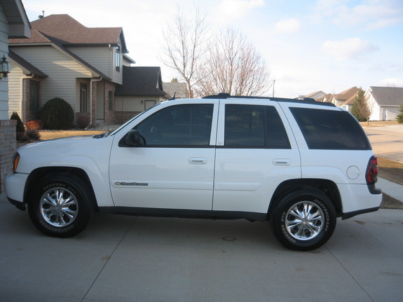 Another zachfedt 2004 Chevrolet TrailBlazer post... - 11258905