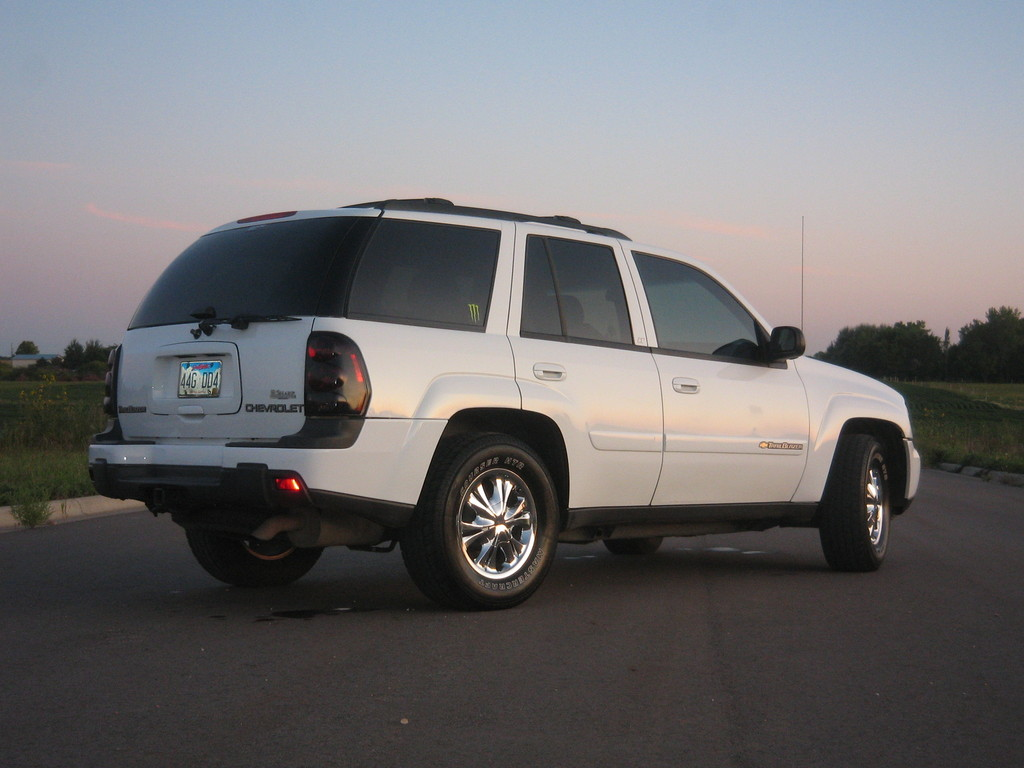 Another zachfedt 2004 Chevrolet TrailBlazer post... - 11258925