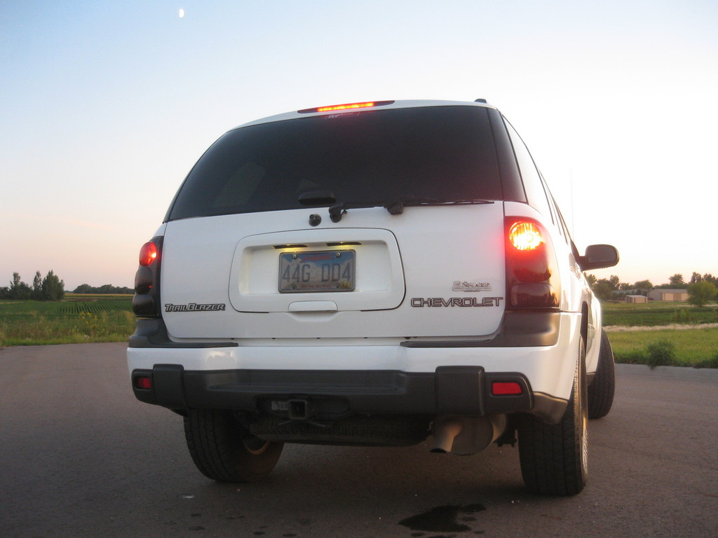 Another zachfedt 2004 Chevrolet TrailBlazer post... - 11258926