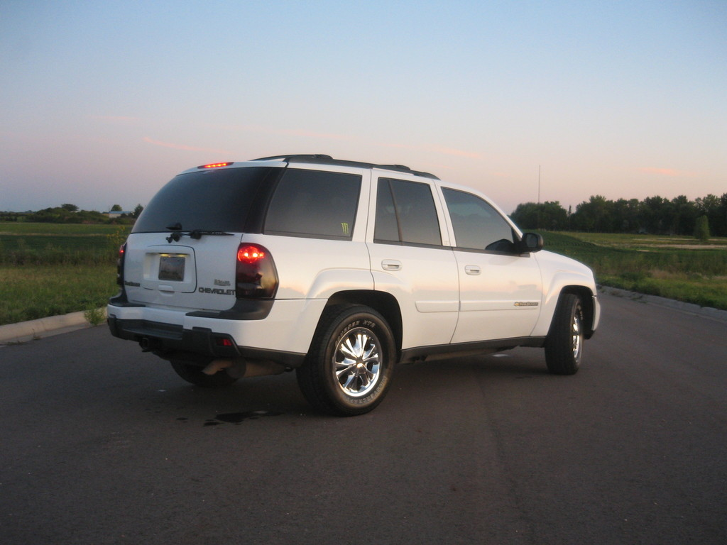 Another zachfedt 2004 Chevrolet TrailBlazer post... - 11258927