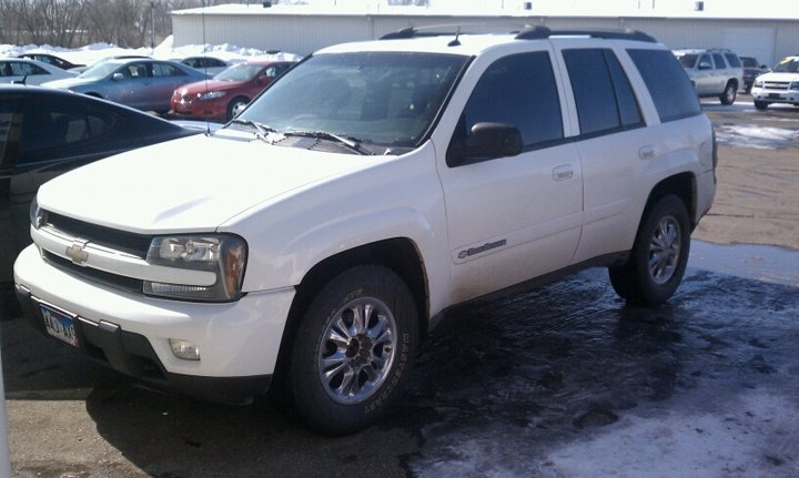 Another zachfedt 2004 Chevrolet TrailBlazer post... - 11258953