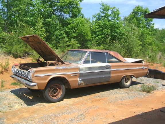 FirstCarSatellit 1966 Plymouth Belvedere