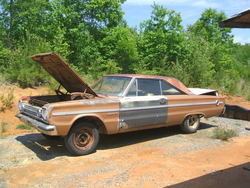 FirstCarSatellits 1966 Plymouth Belvedere