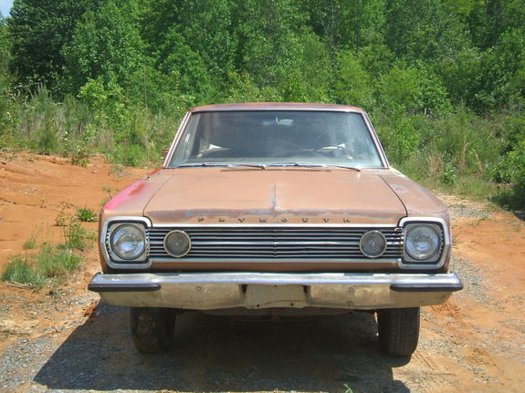 FirstCarSatellit 1966 Plymouth Belvedere 11260002