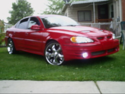 BayDouns 2000 Pontiac Grand Am