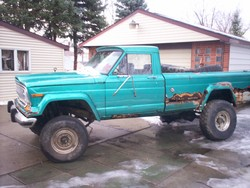 Jschoon 1976 Jeep J20