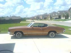 98chevy-trucks 1972 Pontiac LeMans