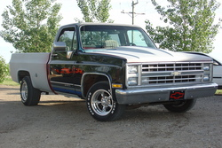 19Chevrolet86c10s 1985 Chevrolet Silverado 1500 Regular Cab