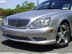DARSBENZS55s 2000 Mercedes-Benz S-Class