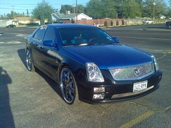 moe24money6731s 2006 Cadillac STS