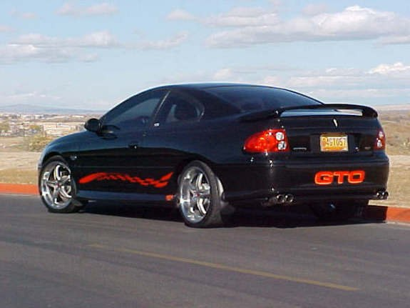 mrbowti33 2004 pontiac gto specs photos modification. Black Bedroom Furniture Sets. Home Design Ideas