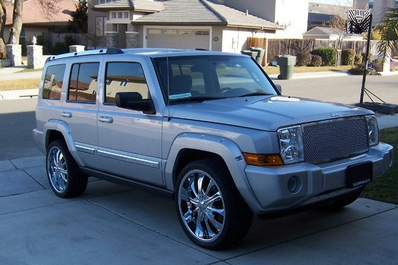 ksutton30add 2006 Jeep Commander Specs Photos Modification Info