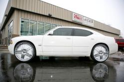 ChargerOn26s 2007 Dodge Charger