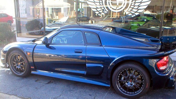 Another casports 2007 Noble M400 post... - 11262060