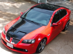 cac300s 2008 Pontiac G8