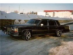 Moedillacs 1989 Cadillac Fleetwood