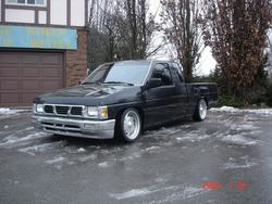 yeti87s 1987 Nissan Regular Cab