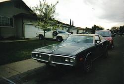 CHF1974 1974 Dodge Charger