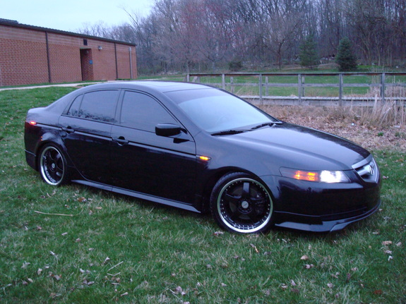 shadhmyers 2004 acura tl specs photos modification info at cardomain. Black Bedroom Furniture Sets. Home Design Ideas