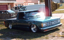 Jendabombs 1982 Chevrolet S10 Regular Cab