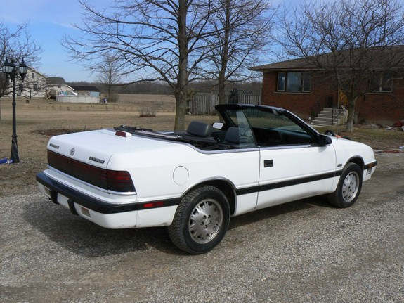 Another banger68 1987 Chrysler LeBaron post... - 11269183