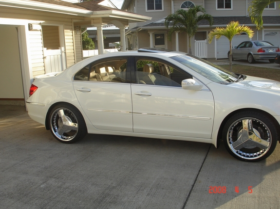 houstonsfinest2 2005 acura rl specs photos modification. Black Bedroom Furniture Sets. Home Design Ideas