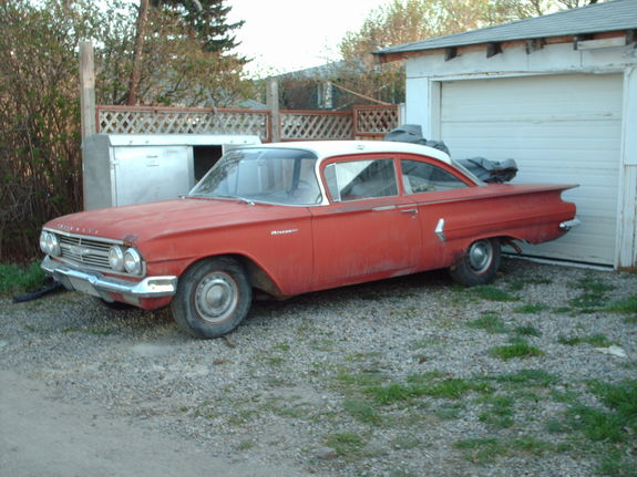 Another sixtiewagon 1960 Chevrolet Biscayne post... - 11270191