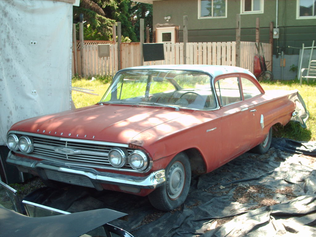 Another sixtiewagon 1960 Chevrolet Biscayne post... - 11270192