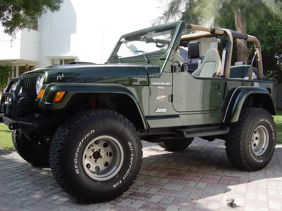 rikkie55amg 1997 jeep wrangler specs photos modification. Black Bedroom Furniture Sets. Home Design Ideas
