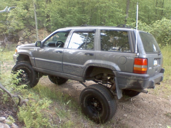 Another Long_Arm_Jeep 1994 Jeep Grand Cherokee post... - 11270963