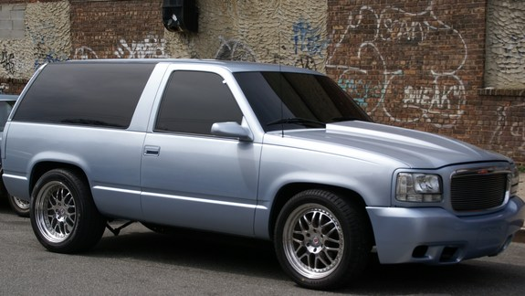 Hottestx5 1999 Gmc Yukon Specs Photos Modification Info