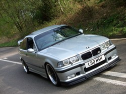 m3evolutions 1997 BMW M3