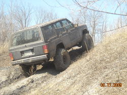 my98eagletalons 1992 Jeep Cherokee