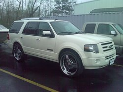 creoleballins 2008 Ford Expedition
