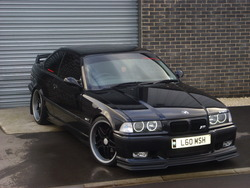 m3evolutions 1994 BMW 3 Series