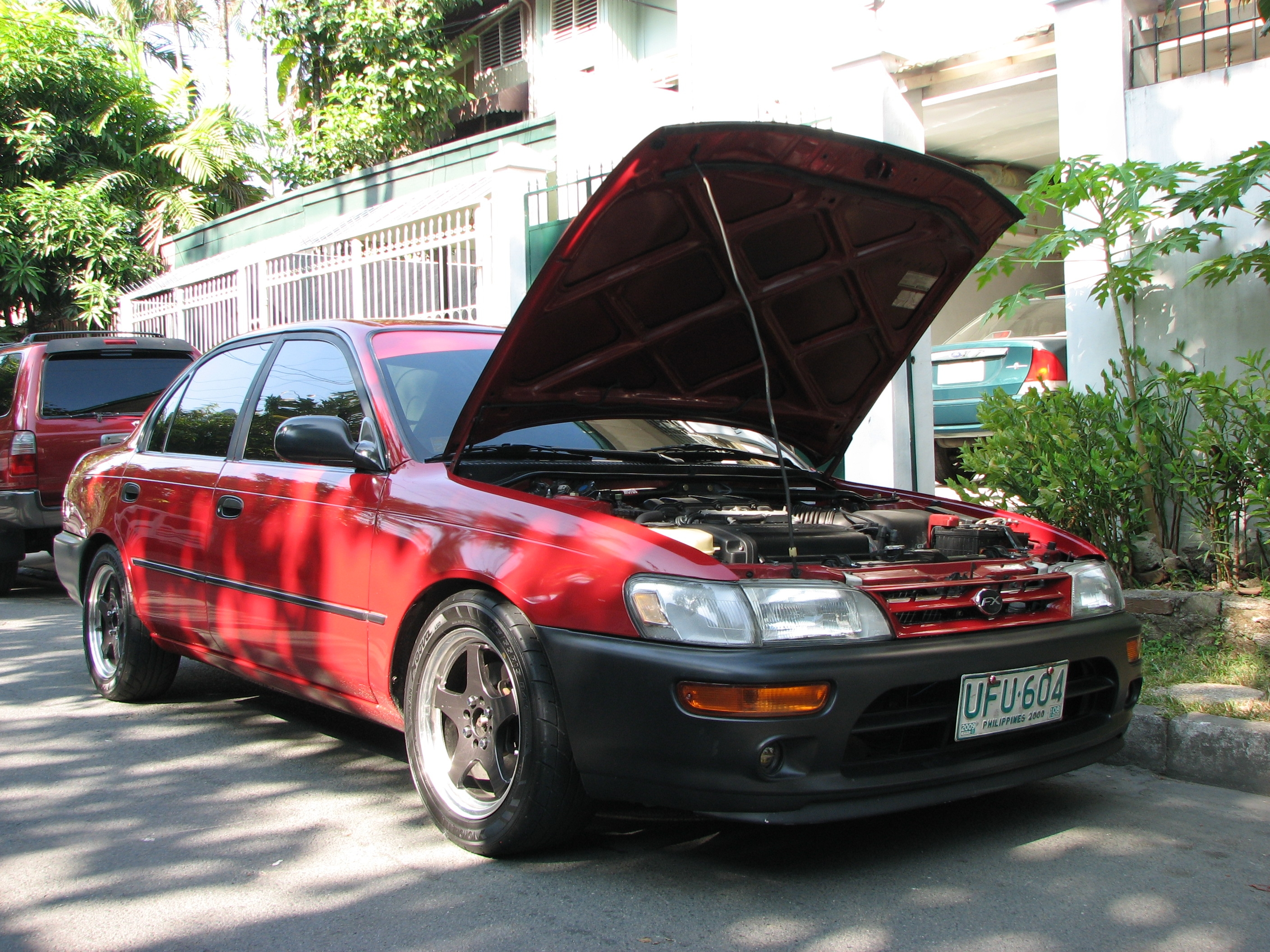 china_boi 1996 Toyota Corolla