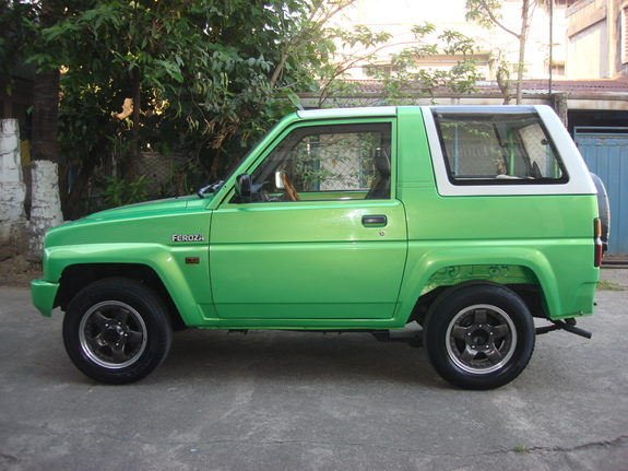 Another micha-feroza 1993 Daihatsu Feroza post... - 11316847