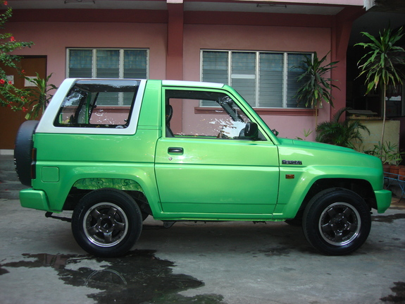 Another micha-feroza 1993 Daihatsu Feroza post... - 11316848