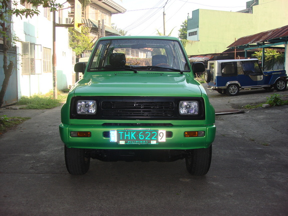 Another micha-feroza 1993 Daihatsu Feroza post... - 11316858